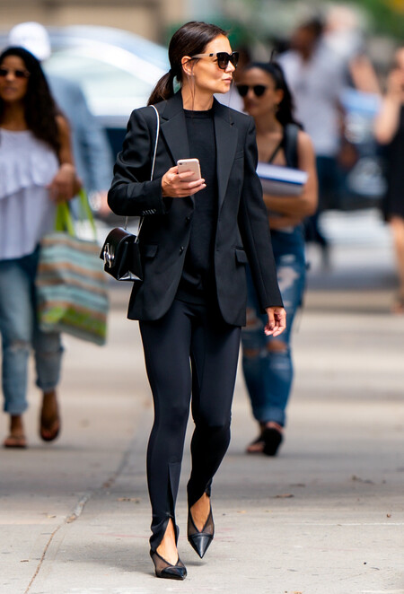 Leggings To The Office