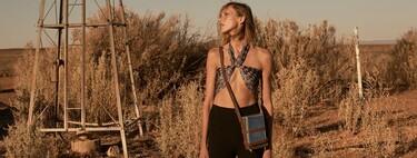 Seven different ways to combine leggings according to Zara.